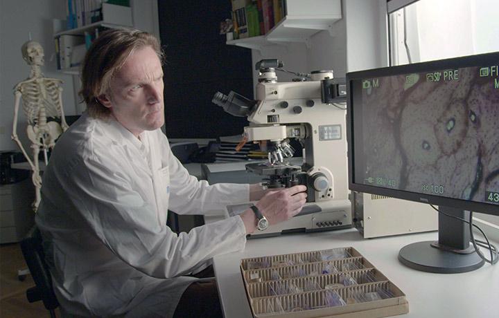 Dr. Fabian Kanz, PhD Headshot