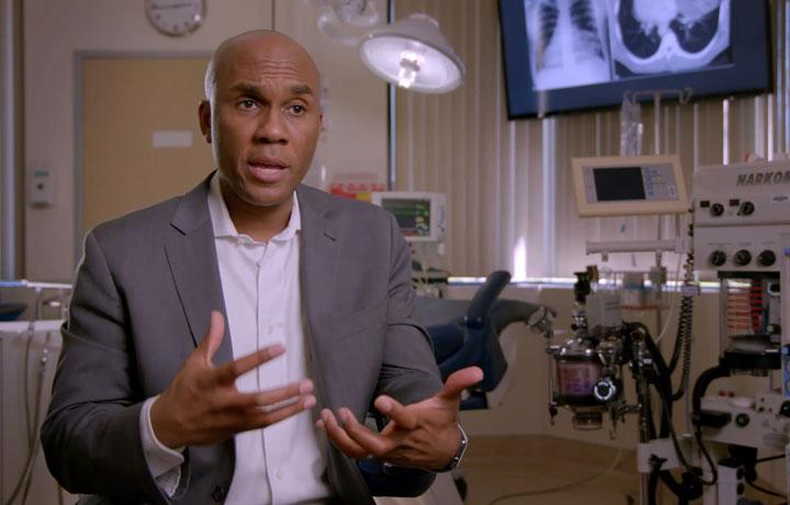Dr. Columbus Batiste Headshot