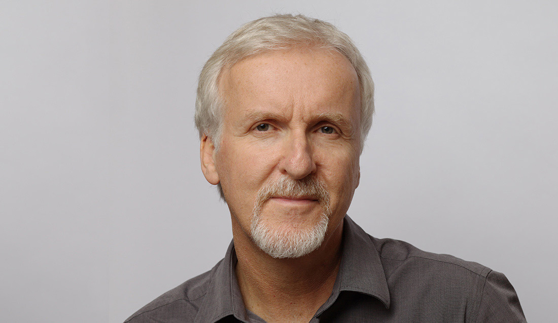 James Cameron Headshot