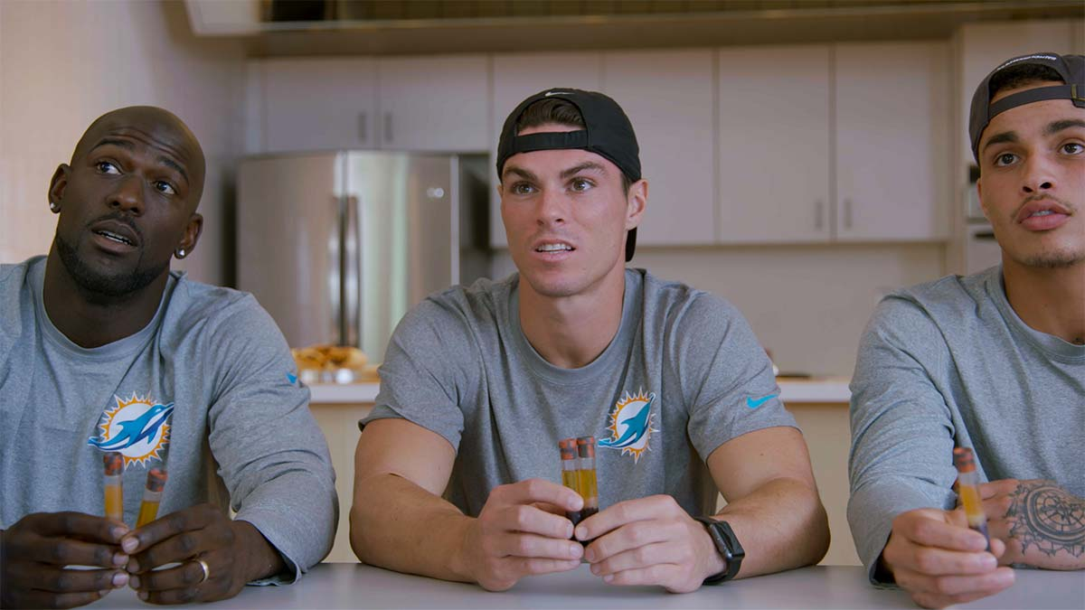 documentário sobre alimentação para atletas